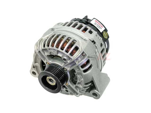 AL0788X Bosch (OE Reman) Alternator; 120 Amp