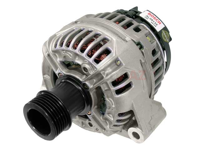 AL0813X Bosch (OE Reman) Alternator; 140 Amp
