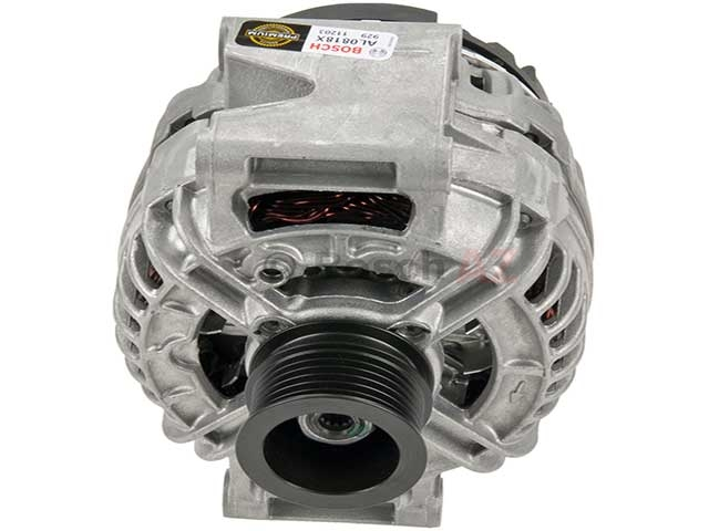 AL0818X Bosch (OE Reman) Alternator; 150 Amp
