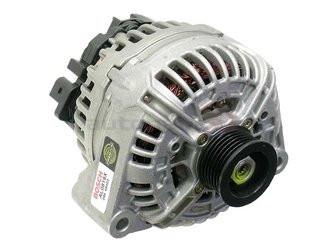 AL0819X Bosch (OE Reman) Alternator; 150 Amp