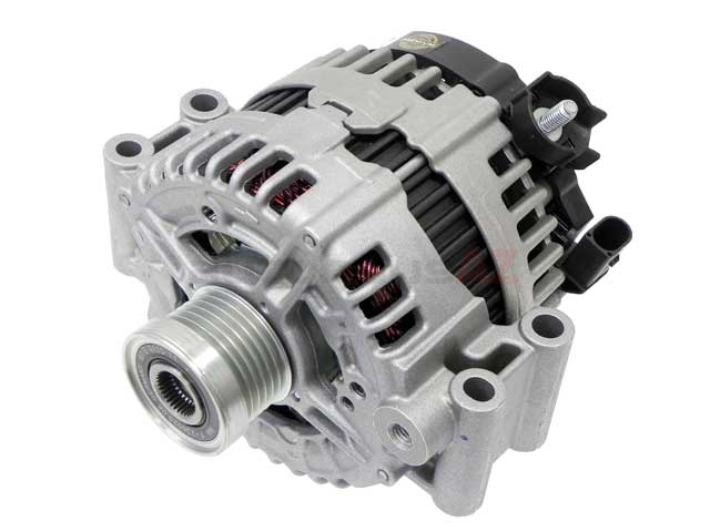 AL0841X Bosch (OE Reman) Alternator; 180Amp; Factory Rebuilt