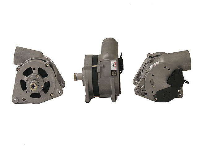 AL143X Bosch (OE Reman) Alternator; 115 Amp