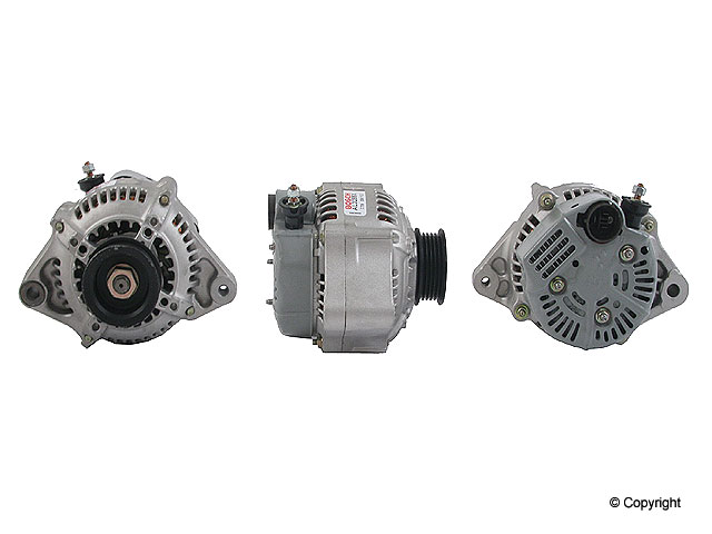 AL3285X Bosch (OE Reman) Alternator; 70Amp