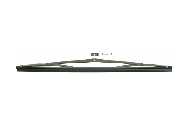 52-18 ANCO Wiper Blade Assembly; Clear-Flex