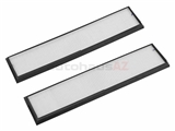 1248300118 Airmatic Cabin Air Filter Set