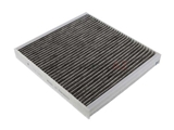 5Q0819653 Airmatic Cabin Air Filter; Charcoal Activated