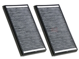 64319171858 Airmatic Cabin Air Filter Set