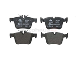 0004208200 ATE Brake Pad Set; Rear