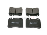 005420022041 ATE Brake Pad Set; Front