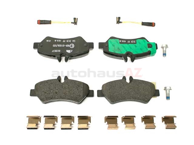0084205120 ATE Brake Pad Set