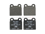 105540352 ATE Brake Pad Set