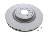 AT-1664211400 ATE Coated Disc Brake Rotor