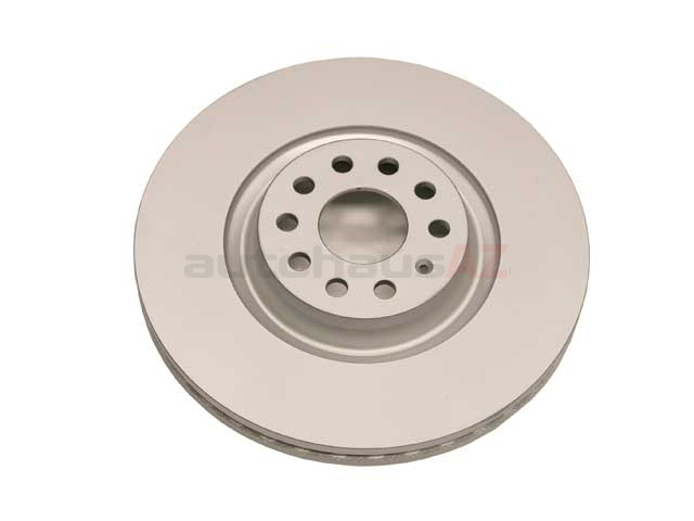 AT-1K0615301AD ATE Coated Disc Brake Rotor; Front