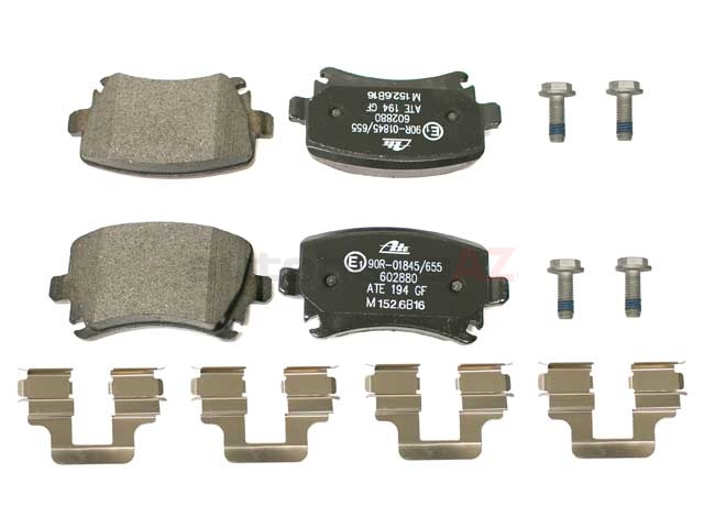 1K0698451K ATE Brake Pad Set