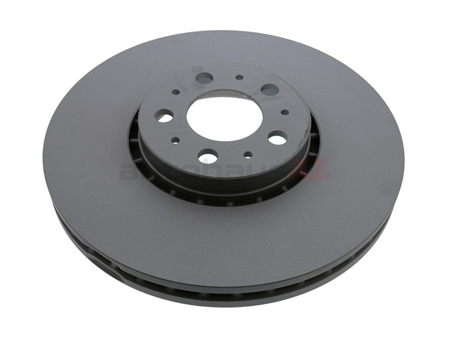 31400893 ATE Coated Disc Brake Rotor