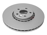 31471034 ATE Coated Disc Brake Rotor