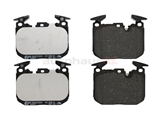 34106878878 ATE Brake Pad Set
