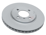 34111160915 ATE Coated Disc Brake Rotor