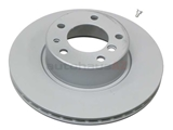 34116756534 ATE Coated Disc Brake Rotor