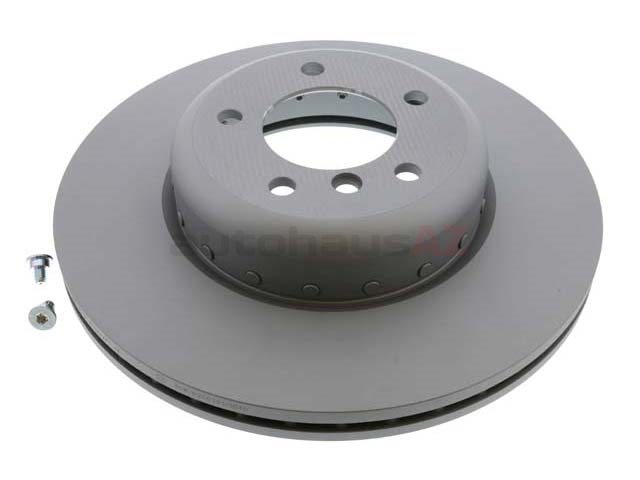 34116778647 ATE Coated Disc Brake Rotor