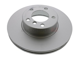AT-34116792219 ATE Coated Disc Brake Rotor