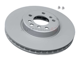 34116859679 ATE Coated Disc Brake Rotor
