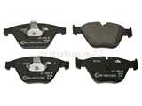 34116871557 ATE Brake Pad Set