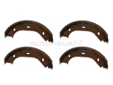 34411159467 ATE Brake Shoe Set