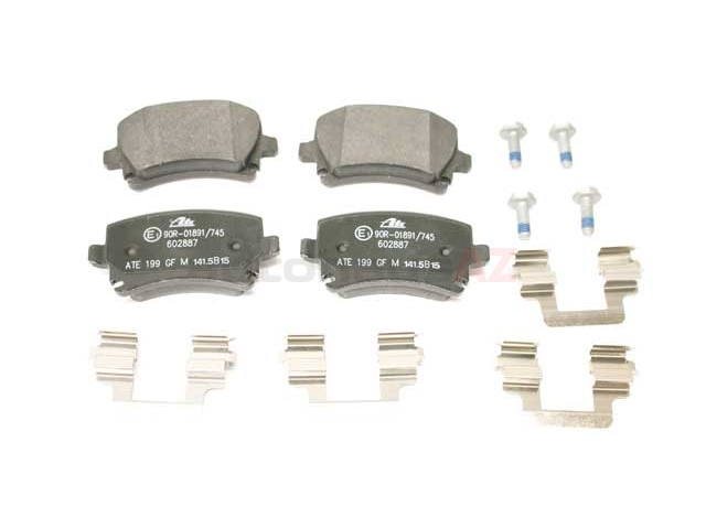 3C0698451C ATE Brake Pad Set