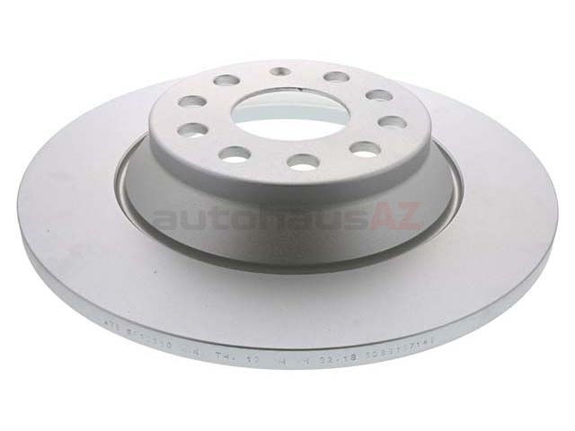 AT-3Q0615601A ATE Coated Disc Brake Rotor