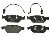 4G0698151R ATE Brake Pad Set