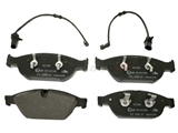 4G0698151S ATE Brake Pad Set