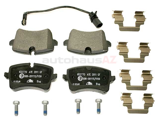 4G0698451C ATE Brake Pad Set