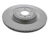 AT-4H0615601P ATE Coated Disc Brake Rotor