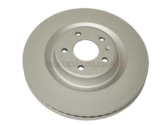 4H0615601Q ATE Coated Disc Brake Rotor