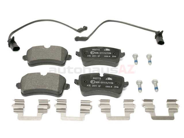 4H0698451L ATE Brake Pad Set
