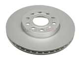 5C0615301D ATE Coated Disc Brake Rotor