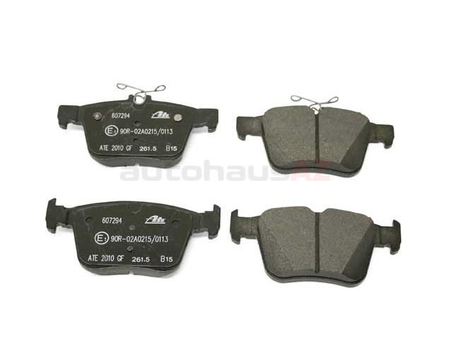 5Q0698451P ATE Brake Pad Set