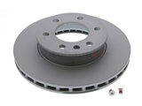 68006716AA ATE Coated Disc Brake Rotor