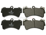 7L0698151R ATE Brake Pad Set