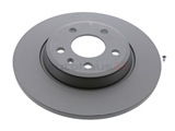 8K0615601M ATE Coated Disc Brake Rotor