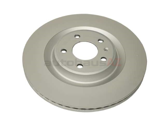 95B615601G ATE Coated Disc Brake Rotor