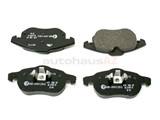 99900004 ATE Brake Pad Set; Front