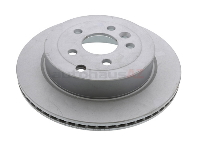LR001019 ATE Coated Disc Brake Rotor; Rear