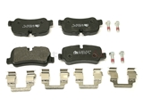 LR021316 ATE Brake Pad Set