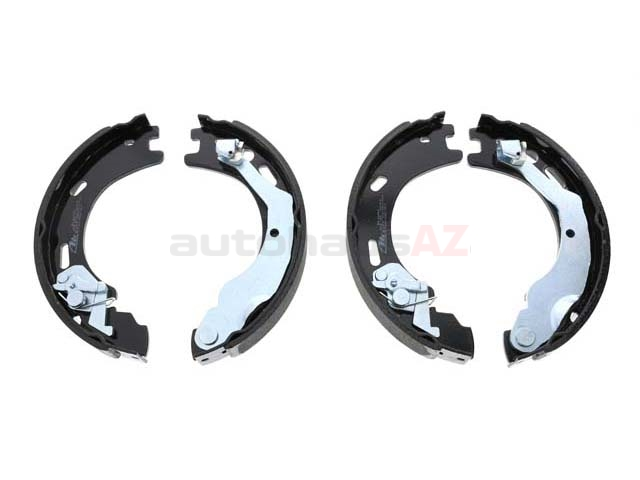 LR031947 ATE Parking Brake Shoe Set