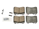 005420012041 Akebono Euro Brake Pad Set