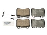 005420022041 Akebono Euro Brake Pad Set