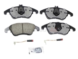 0074207520 Akebono Euro Brake Pad Set