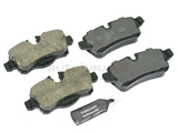 34216794059 Akebono Euro Brake Pad Set
